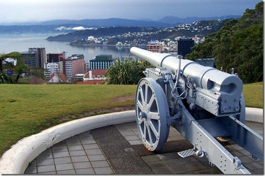 wellington-observatory-gun