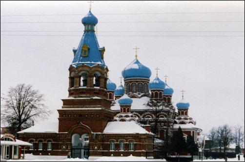 BELO Belarus-Barysau-ResurrectionChurch