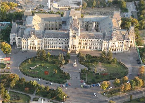 RUMA IASI palatul_culturii-_aerial