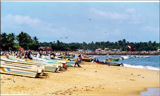 SRI Negombo%