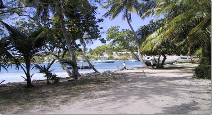 HAIT beach at Bay de Feret, Les Cayes, Haiti