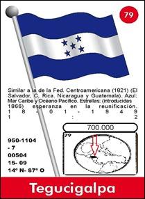 HONDURAS 79