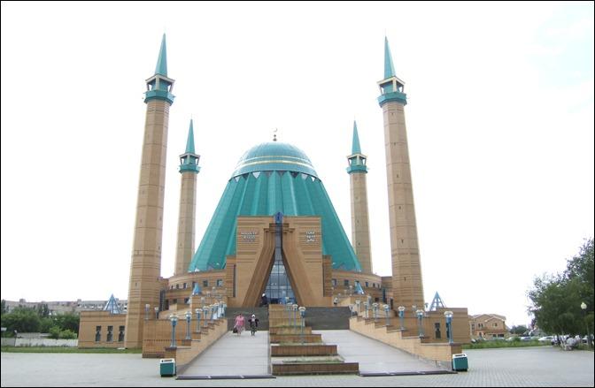 KAZPavlodar-Moschea