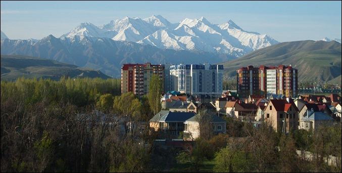 KIR--Bishkek