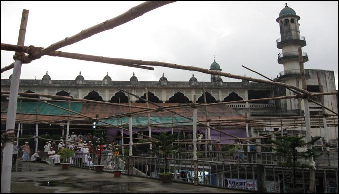 BAN Shahi Jama-e-Masjid