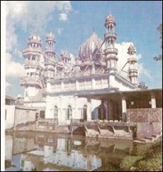 BAN chittagong_mosque Qadam Mubarak Mosque