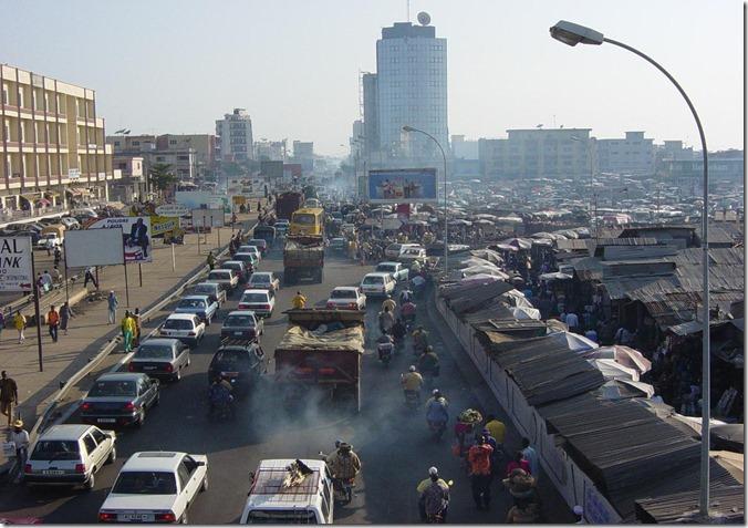 Benin-Cotonou-city