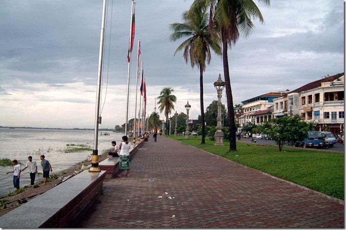CAMPhnom Penh Tonle Sap