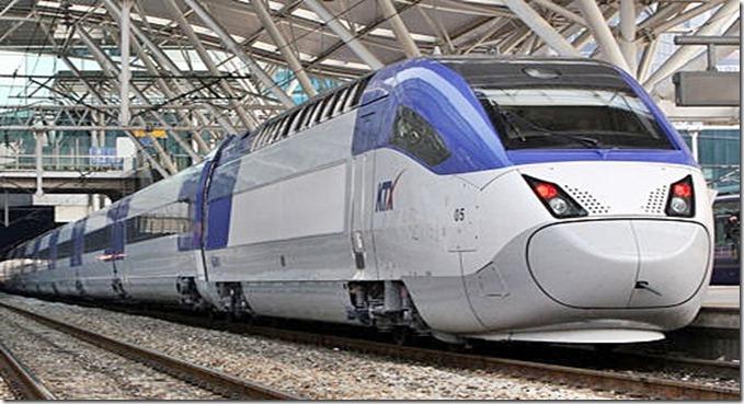 COR S KTX-II_South_Korean_High-Speed_Train