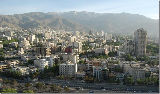 IRANtehran_skyline