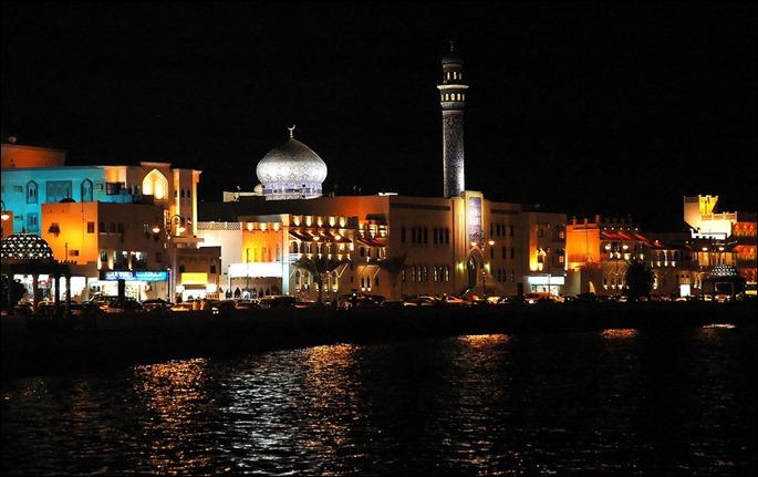 OM Muttrah Corniche