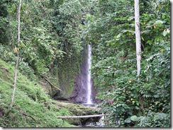 SAORoça Bombaim waterfall, São Tomé