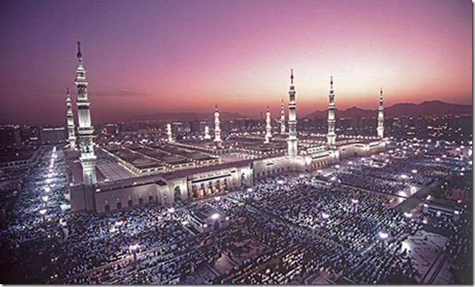 SAUDI Masjid an-Nabi