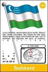 UZBEKISTÁN 185
