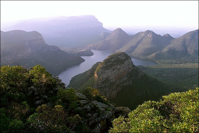 sudBlyde River Canyon and God's Window