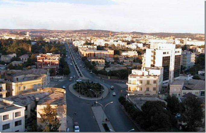 ER Asmara-Panorama