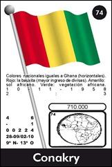 GUINEA 74