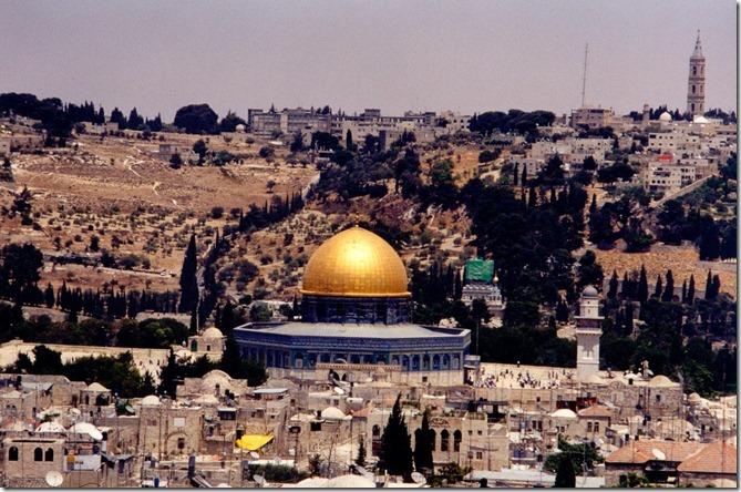 IS JERUSALEM