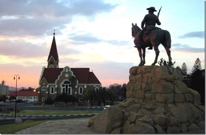 NAMwindhoek_christuskirche_