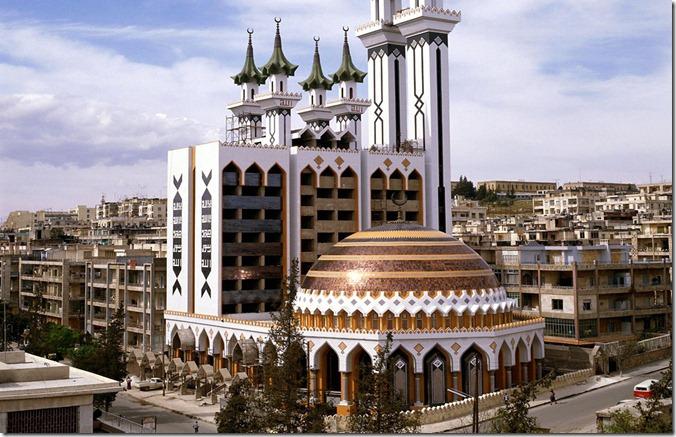 SI Al_Rahman_Mosque,_Aleppo,_Syria