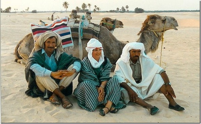 Tunisia-camel