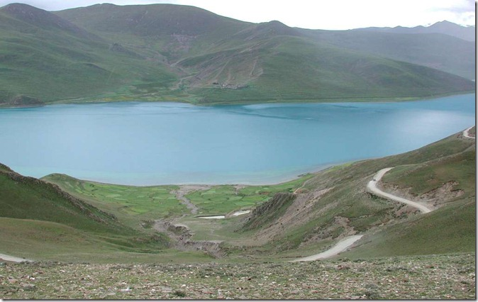 UG Yamdrok lake