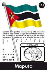 MOZAMBIQUE 124