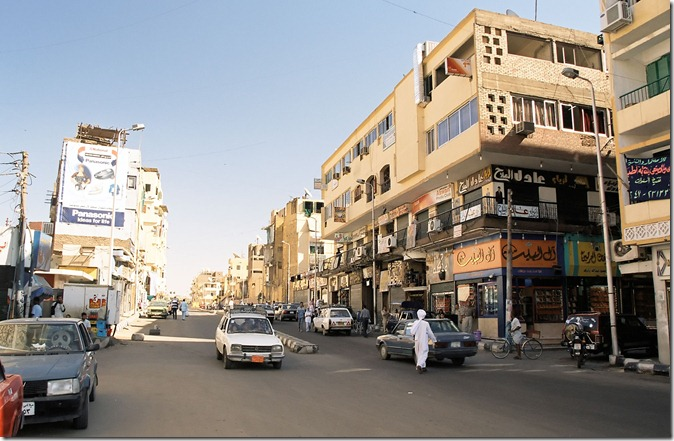 eg Aswan_Street