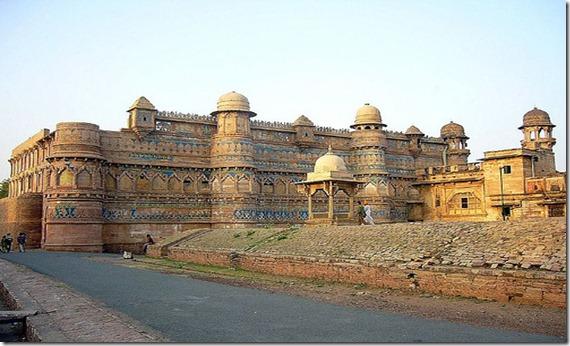 m man mandir palace