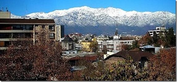 SANTIAGO DE CHILE providencia