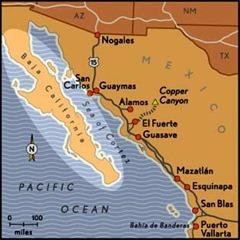 baja-vacation-map mar de cortés