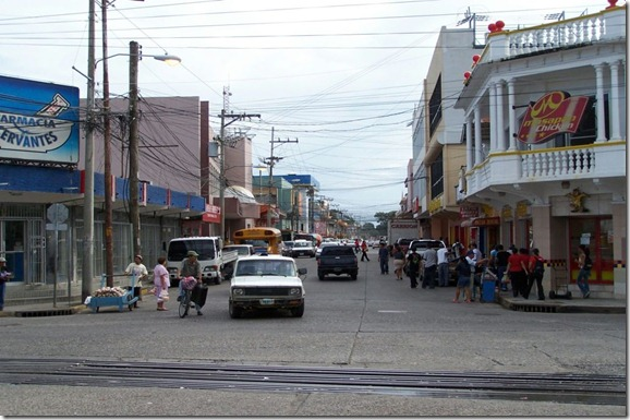 la ceiba downtown