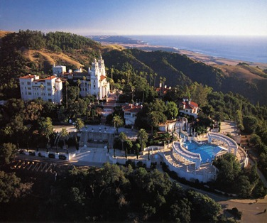 Hearst-Castle-San-Simeon-California