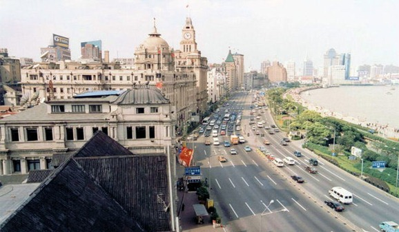 Shanghai-The Bund -