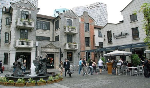 shanghai-Xintiandi