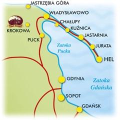 mapa hel