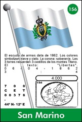 156SAN MARINO