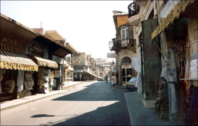 CYPRUSOld-Limassol