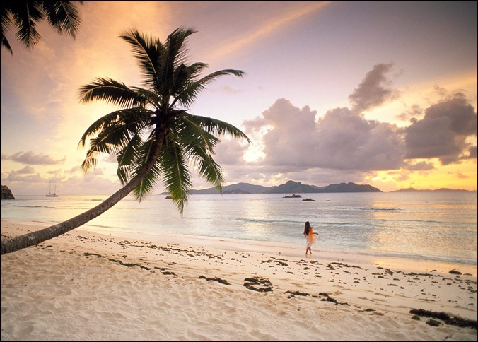 Seychelles -La-Digue-