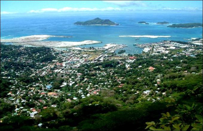 Seychelles-Victoria