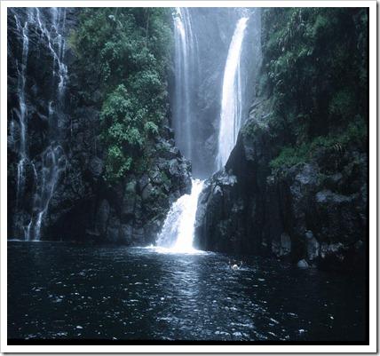 reunion Takamaka Gorge, Reunion Island.ACA1_03