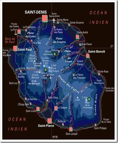 reunion mapa