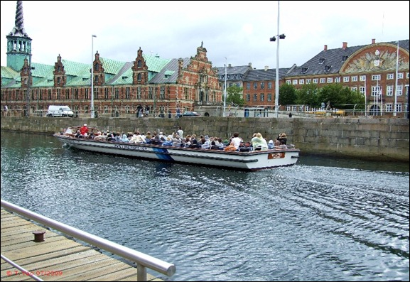 CANAL TOURS-