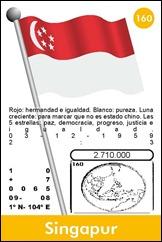 SINGAPUR 160