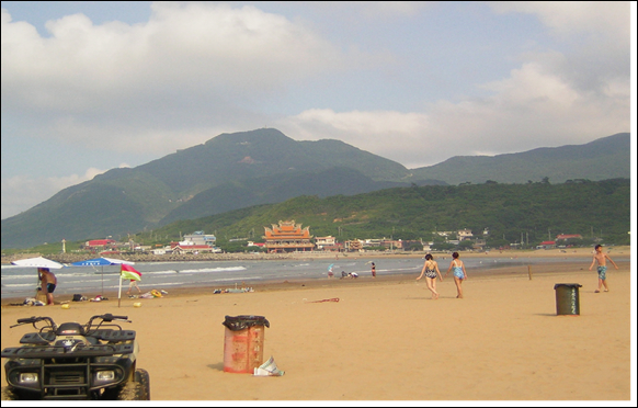 TAIWAN BEACH