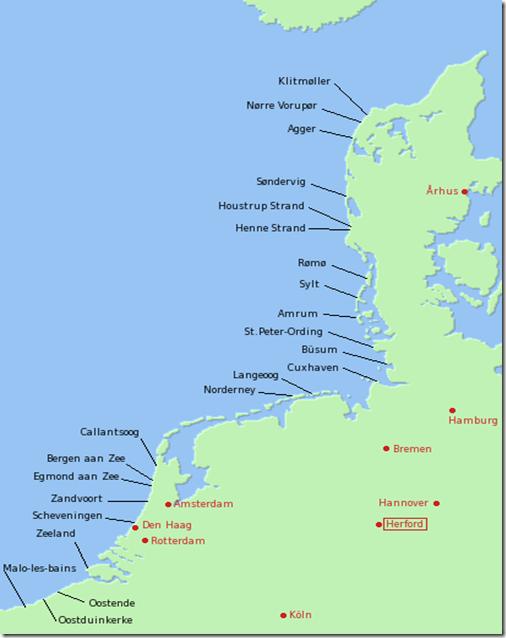 romo -map