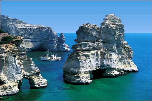 GRE milos-greece