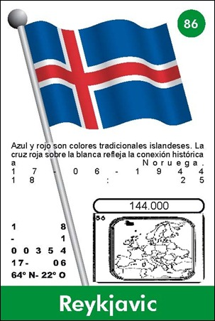 ISLANDIA 86