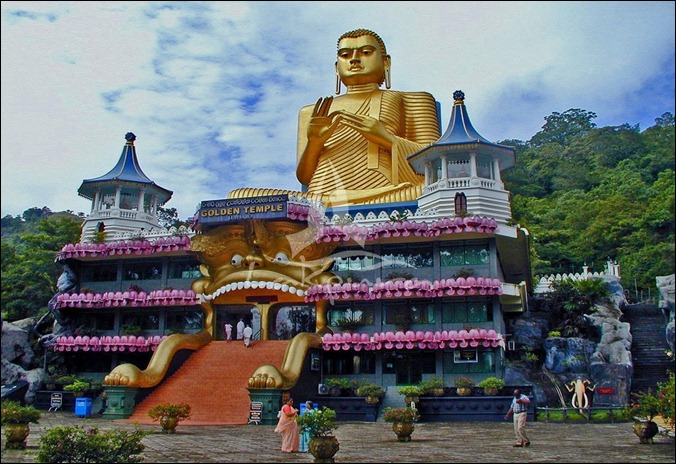 SRI dambulla-cave-temple