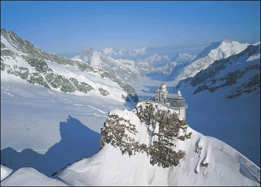 SUIZ Jungfraujoch-